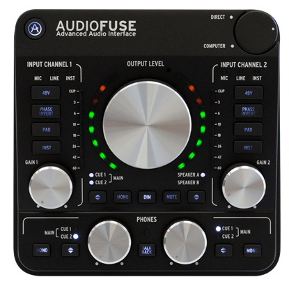 Arturia Audiofuse Dark Black