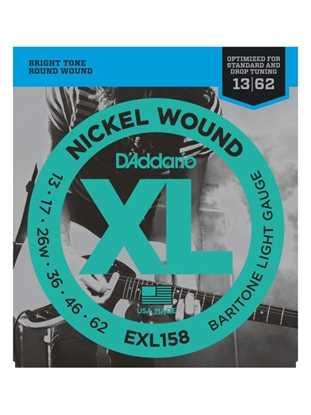D'Addario EXL158 Baritone