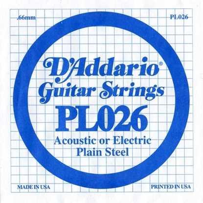 D'Addario PL026