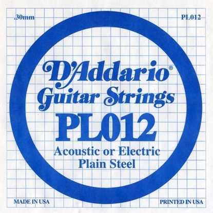 D'Addario PL012