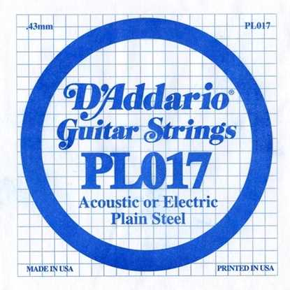D'Addario PL017