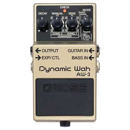 BOSS AW3 Dynamic Wah