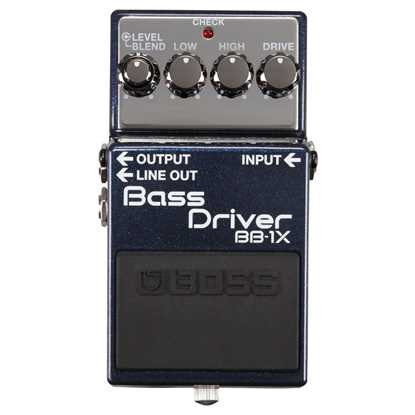 BOSS BB1X Bass Driver