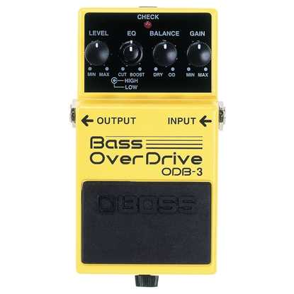 BOSS ODB3 Bass Overdrive