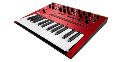 KORG Monolougue Red