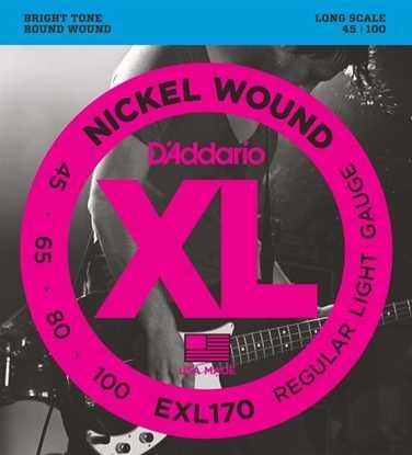 D'Addario EXL170