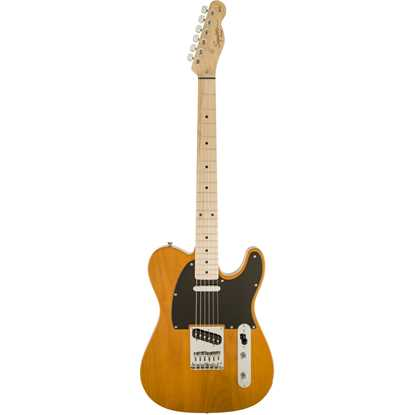 Squier Affinity Series™ Telecaster® Maple Fingerboard Butterscotch Blonde