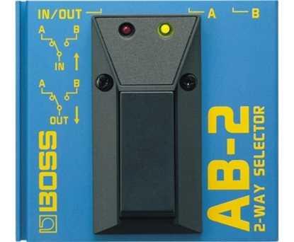 BOSS AB2 2-Way Selector