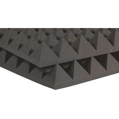"Auralex Pyramids 4"" Charcoal"