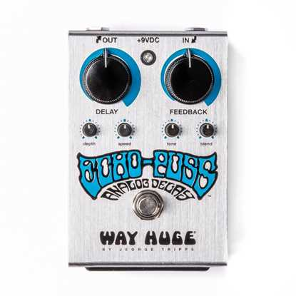 Jim Dunlop Way Huge® Echo-Puss™ Analog Delay WHE702S