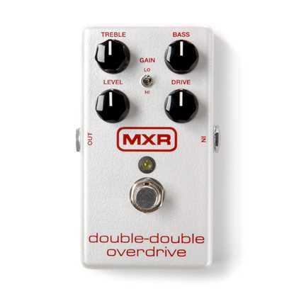 Jim Dunlop MXR® Double-Double™ Overdrive M250