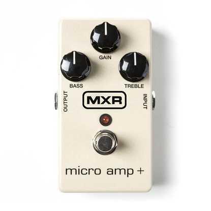 Jim Dunlop MXR® Micro Amp+ M233