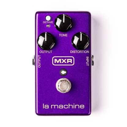 Jim Dunlop MXR® La Machine™ Fuzz CSP203