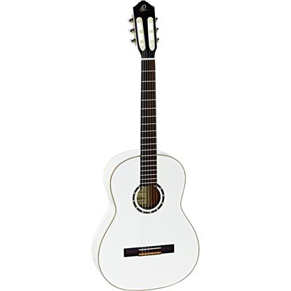 Ortega R121SN White