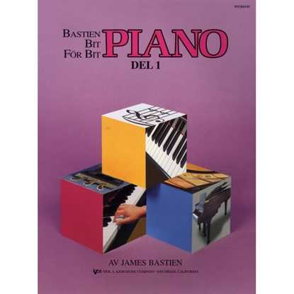 Bastien Bit För Bit Piano Del 1