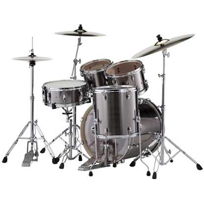 Pearl Export EXX705NBR Smokey Chrome
