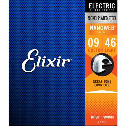 Elixir Nanoweb® Custom Light 009-046