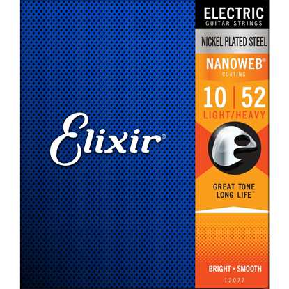 Elixir Nanoweb® Light-Heavy 010-052