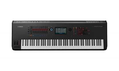 yamaha montage 8 keyboard piano