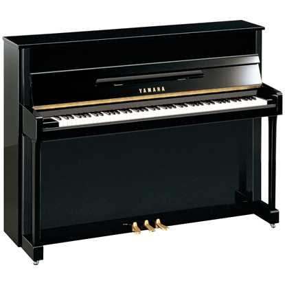Yamaha B2 Polished Ebony SILENT™