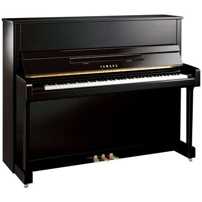 Yamaha B3 Polished Ebony SILENT™