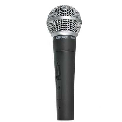 Mikrofon SM58SE  med switch