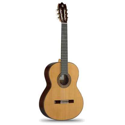 Alhambra 4P klassisk nylonsträngad gitarr