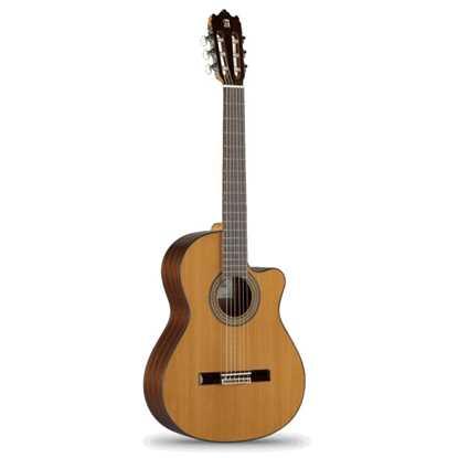 Alhambra 3C CW E1 klassisk nylonsträngad gitarr