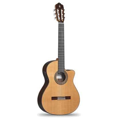 Alhambra 5P CW E2 klassisk nylonsträngad gitarr
