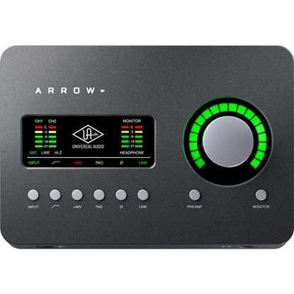 Ljudkort Thunderbolt Universal Audio Arrow