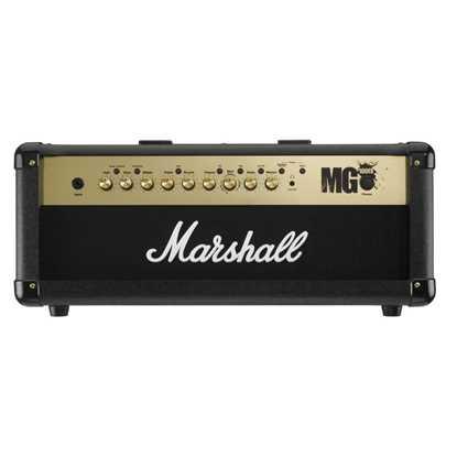 Marshall MG100HFX gitarrtopp förstärkare