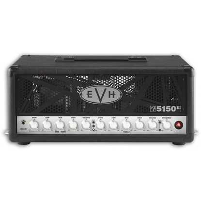 EVH 5150III HD 50W gitarr förstärkare topp
