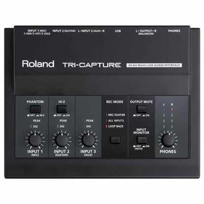 Roland Tri Capture UA33