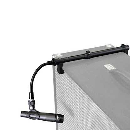 Mikrofonhållare till högtalarlåda SCBCLMP