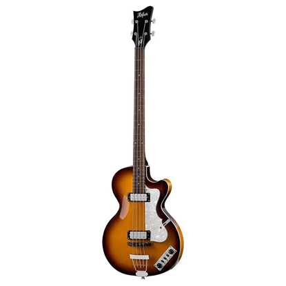 Höfner Club Bass Ignition Sunburst Rosewood Fingerboard el bas