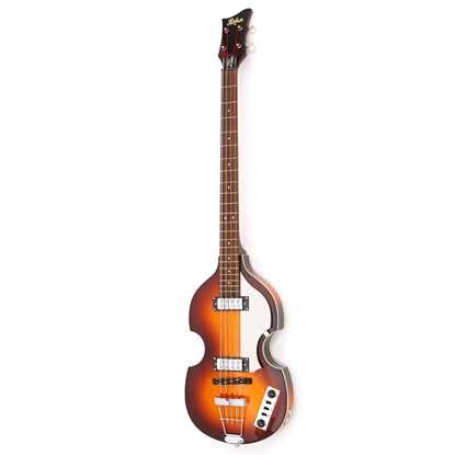 Höfner Ignition Violin Bass Sunburst Rosewood Fingerboard elbas