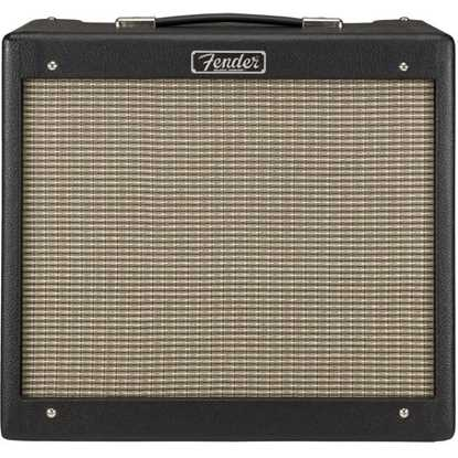 Fender Blues Junior IV Black 230V elgitarr förstärkare