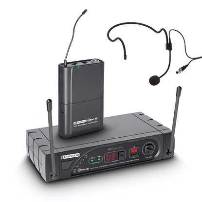 LD Systems ECO 16 BPH trådlöst mikrofon system headset