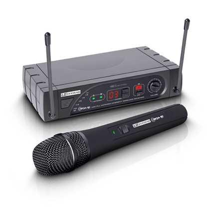 LD Systems ECO 16 HHD trådlös mikrofon