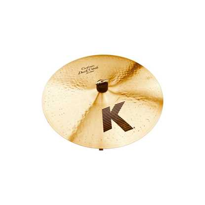 "Zildjian Crash 18"" K Custom Dark"