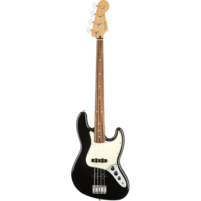 Bild på Fender Player Jazz Bass® Pau Ferro Fingerboard Black Elbas