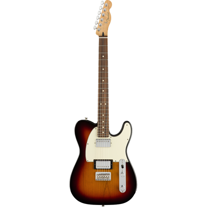 Bild på Fender Player Telecaster® HH Pau Ferro Fingerboard 3-Color Sunburst