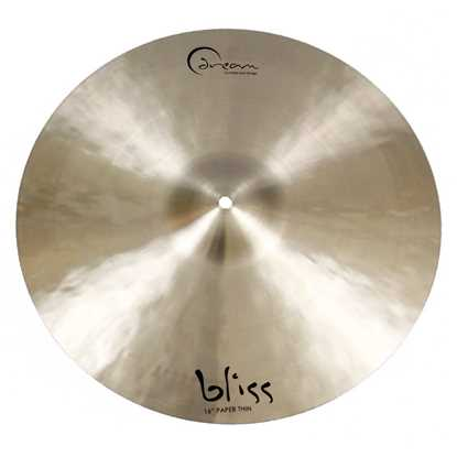 "Dream Cymbals Bliss Series Crash 16"" Paper Thin"