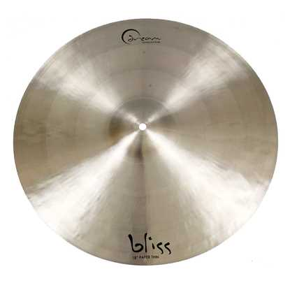 "Dream Cymbals Bliss Series Crash 18"" Paper Thin"