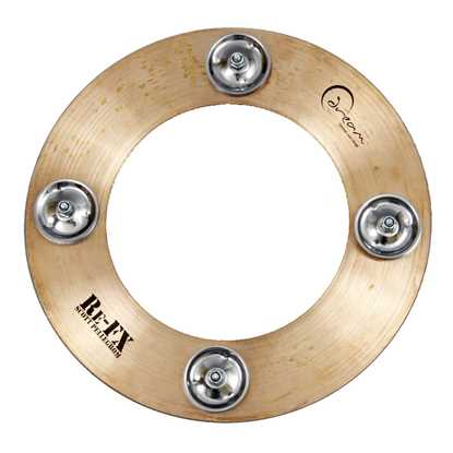Dream Cymbals Effekt Scott Pellegrom Crop Circle with jingles 10""