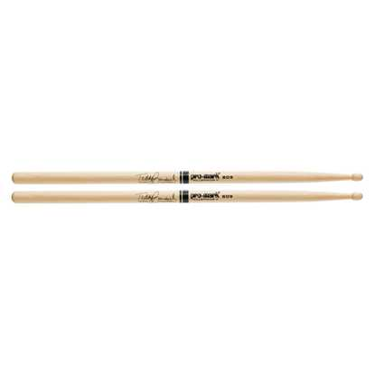 Promark Hickory SD9 Wood Tip Teddy Campbell trumstock