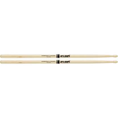 "Promark Hickory 747 ""Rock"" Wood Tip trumstock"