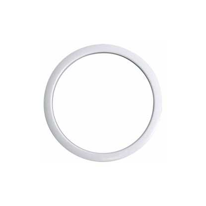 Gibraltar Port Hole Protector 5 White
