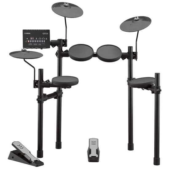 Yamaha DTX402K digitaltrummor