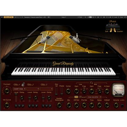 Bild på Waves Grand Rhapsody Piano